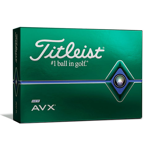 Balles - TITLEIST - AVX