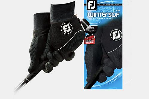 paires de gants femmes - FOOTJOY - winters of