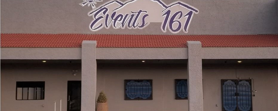 Events 161 Entrance