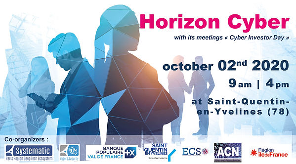 Horizon Cyber - Cyber Investor Day - ENG