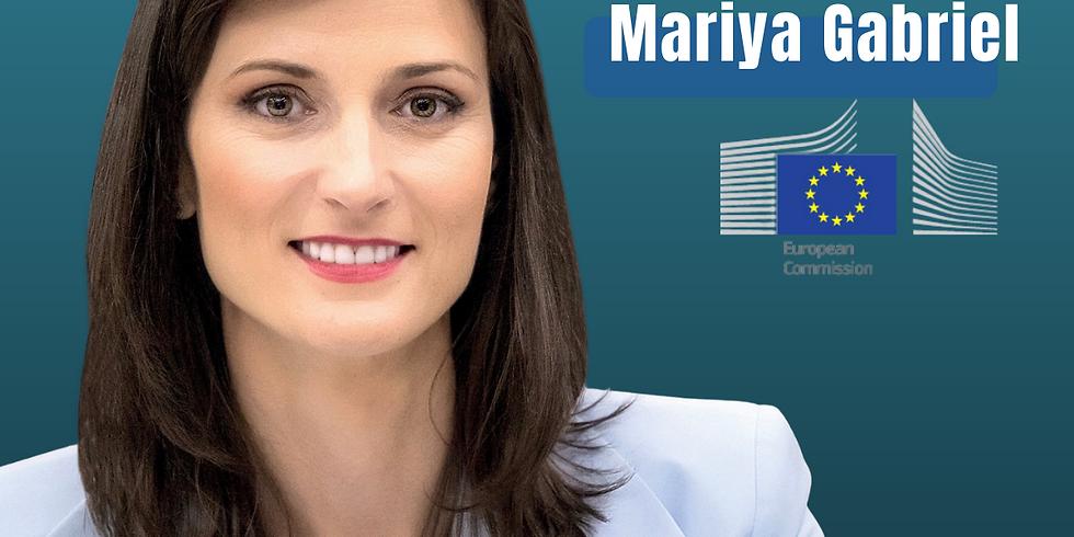 Top VIP Interview with Mariya Gabriel