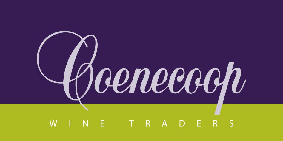 logo coenecoop wine traders