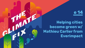 "Everimpact in the ""Climate Fix"" podcast"