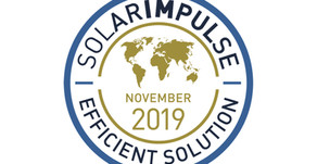 Everimpact receives the Solar Impulse Efficient Solution Label