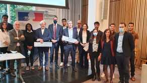 Everimpact receives tech award from the French Space Agency and the Ministry of Finance