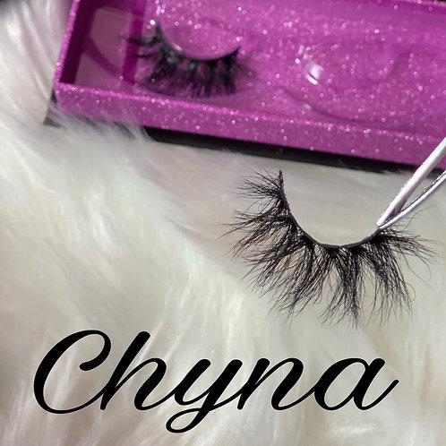 CHYNA LASHES