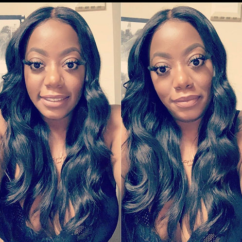 Ny'Cole Body Wave Glueless Wig