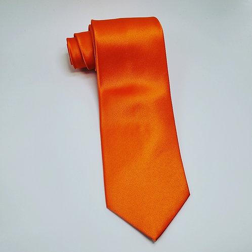 Solid Traditional Orange