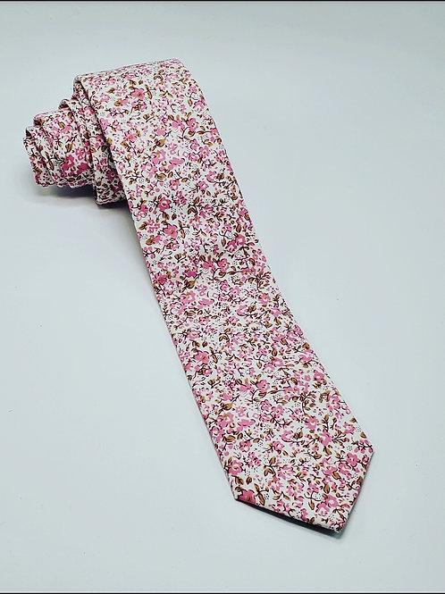 Floral tie 18