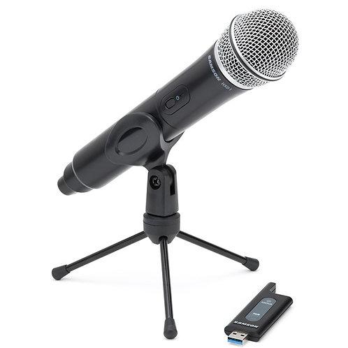 Microfono SAMSON Diadema Inalambrico USB BDE5