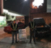 L J marisco, valet parking, el salvador
