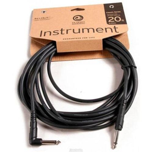 Extension D'ADDARIO 20'  para Instrumentos