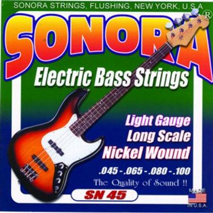 Cuerda SONORA SN45 p/ Bajo Elec