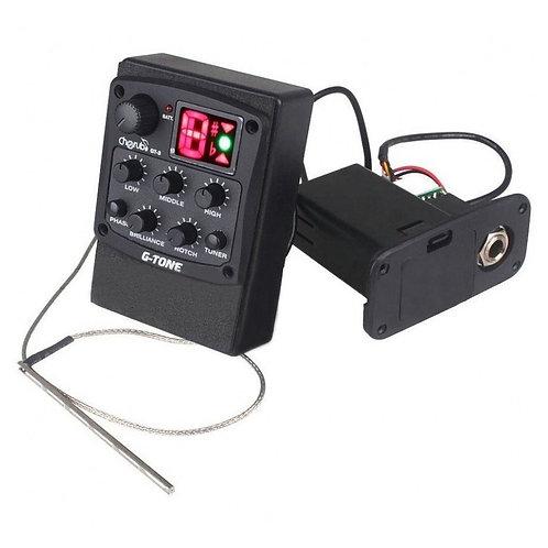 Microfono CHERUB c/ Equalizador y Afinador GT-2