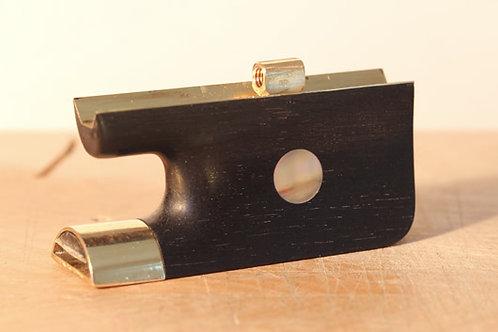 Nuez p/ Arco de Violin 4/4  -Completa-
