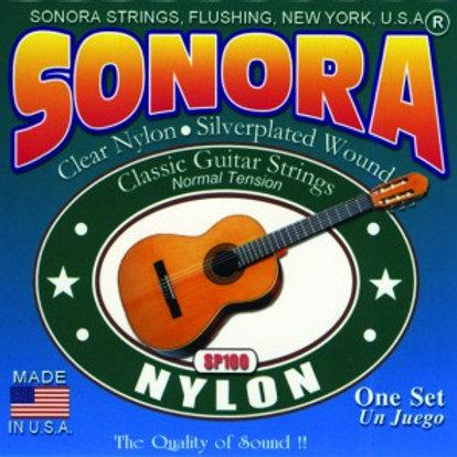 Cuerda SONORA SP100 p/ Guit Clasica 4a.