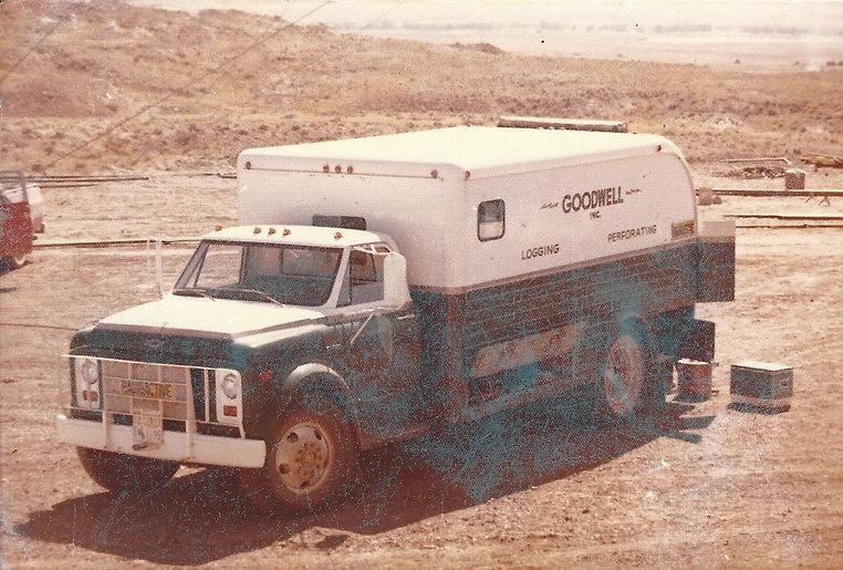Open Hole Logging Truck