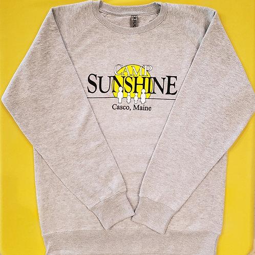 Benchmark Crew Sweatshirt - Grey