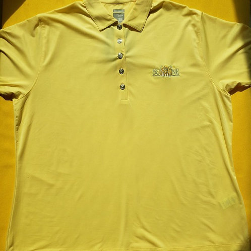 Women's Polo - Yellow