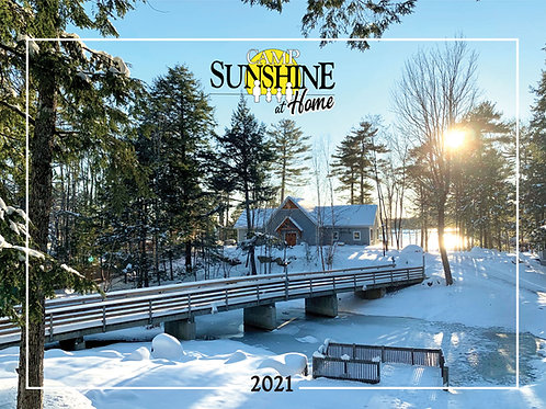 Camp Sunshine Winter Puzzle