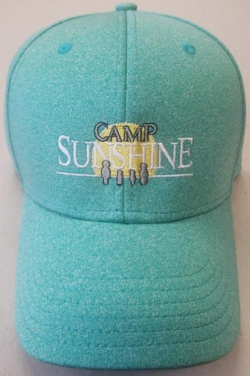 Heather Seafoam Hat