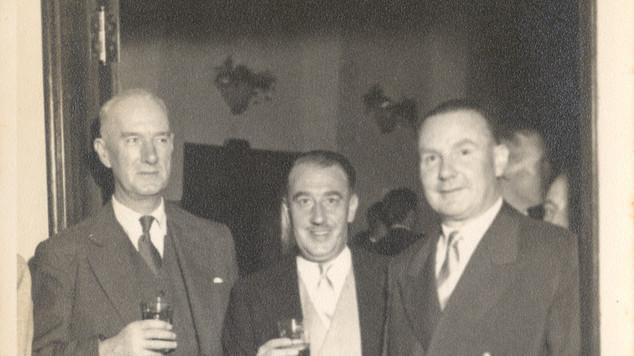 1950 Burnett Jamieson & Melville