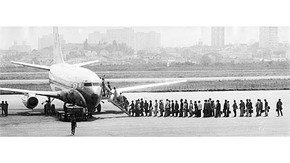 1979 Congonhas Airport - Folha