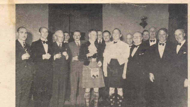 1946 Dods Nisbet Beeby Cunningham