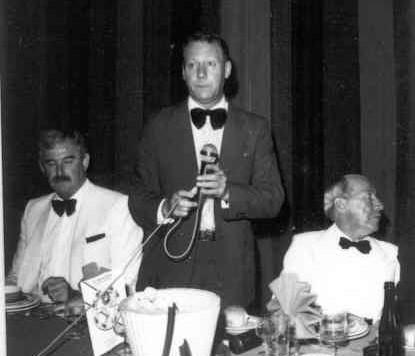 1981 Banquet Holmes