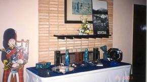 2001 Santos S Vicente Prizes table