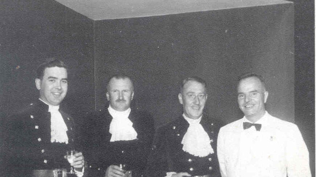 1954 Jamieson & Taylor