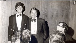 1977 Banquet Kerr
