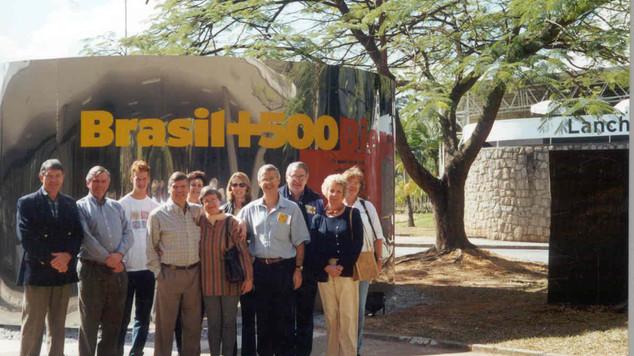 2000 Brasil 500 Exhibition