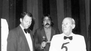1981 Banquet Holmes & Father McGuire