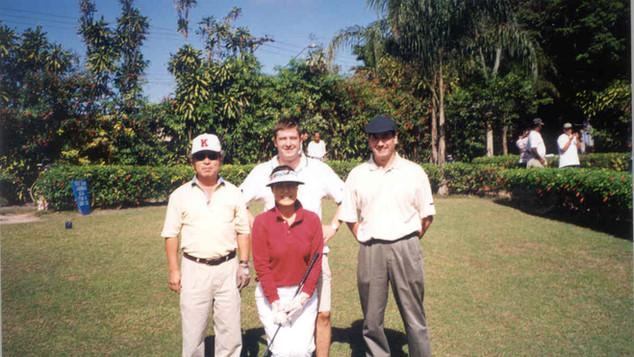 2001 Santos S Vicente Mowat & Jim Macken