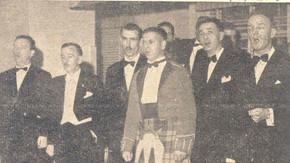 1954 Haggis Alley Glee Club