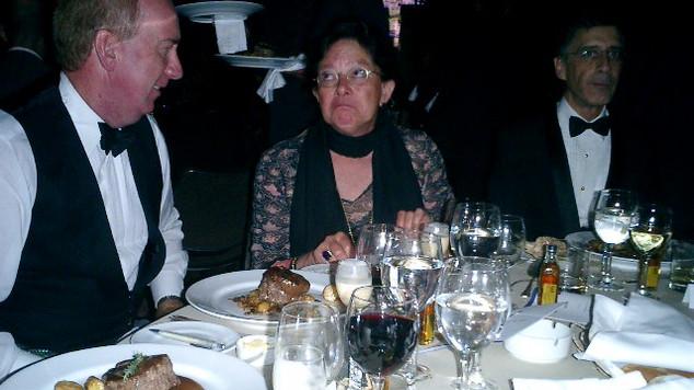 2003 Cal Ball David Pauline & Michael