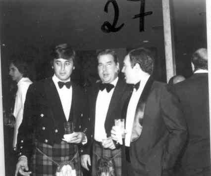 1981 Banquet Kerr Chalmers & Rae