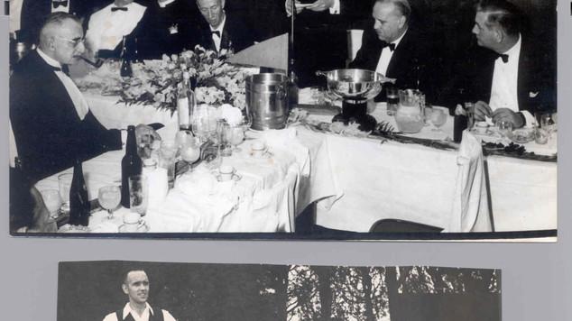 1963 Banquet Affleck