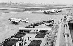 1952 Congonhas runway - Folha