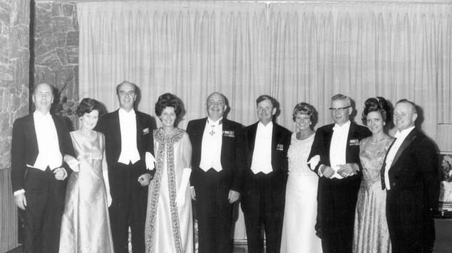 1968 Nisbet & Crawford Queen`s Visit