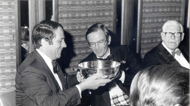 1977 Banquet Dods 2 & Quaich