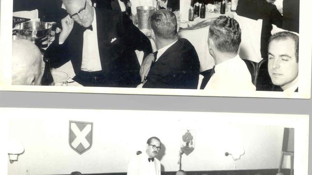 1963 Banquet Hunter & Gallimore
