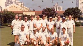 1974 Linhas Bowls Team