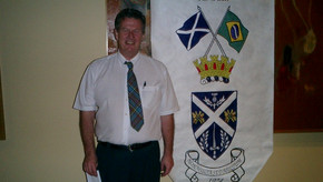 2003 Burns Beeby & Coat of Arms