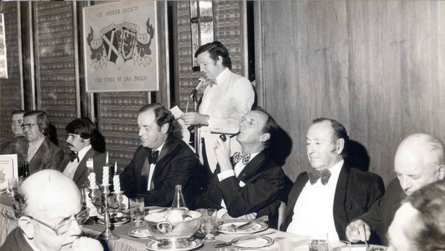 1977 Banquet Blair & Affleck