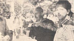 1978 Picnic Simpson
