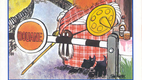 1979 Banquet Programme
