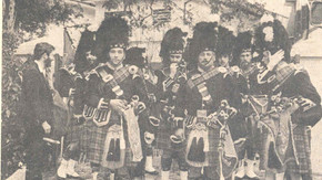 1979 Br Cal Pipe Band