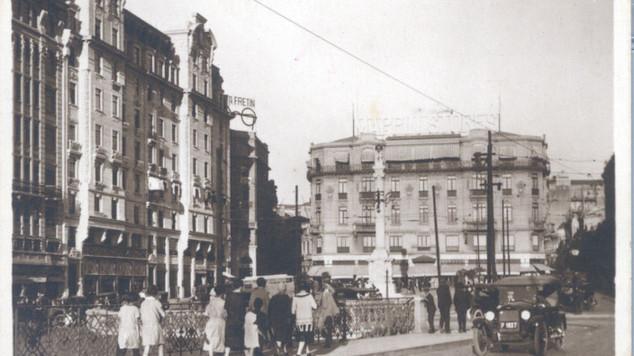 1939 Praca da Patriaca